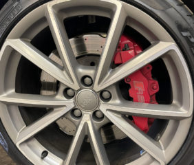 Audi Brakes